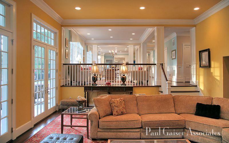 Split Foyer Living Room Ideas : Pin by kathie gates on living room additi