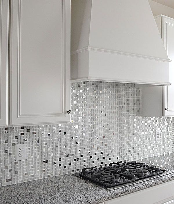 Glass Tile Backsplash, Kitchen Design