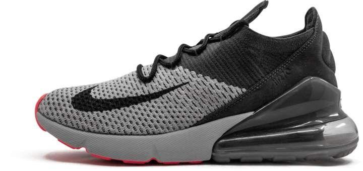Nike 270 Flyknit 'Atmosphere Grey' Shoes Size 8.5 | Nike