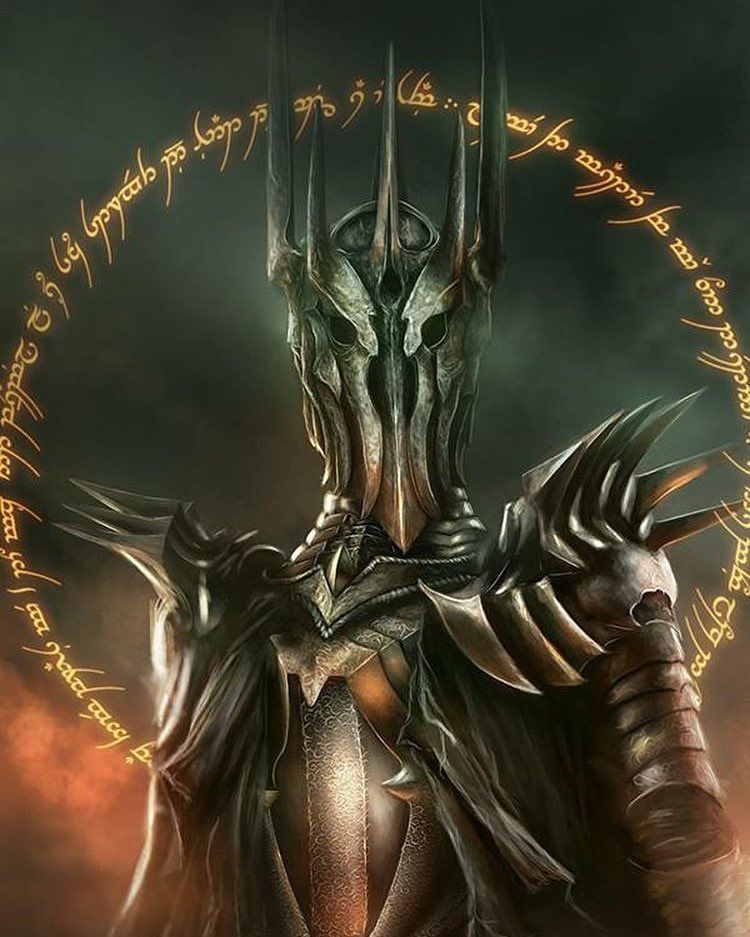 Herr Der Ringe Sauron