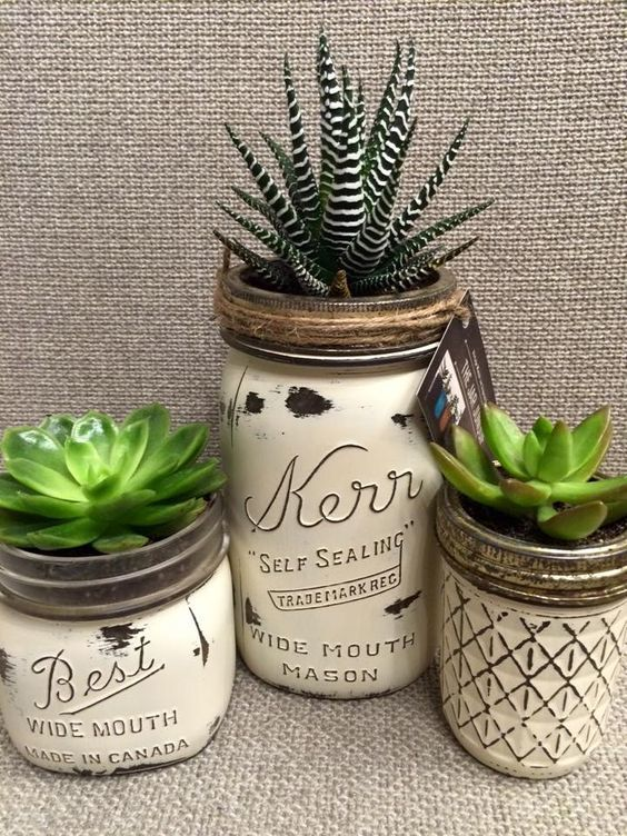 64 DIY Easy and Unique Mason Jar Decorations images