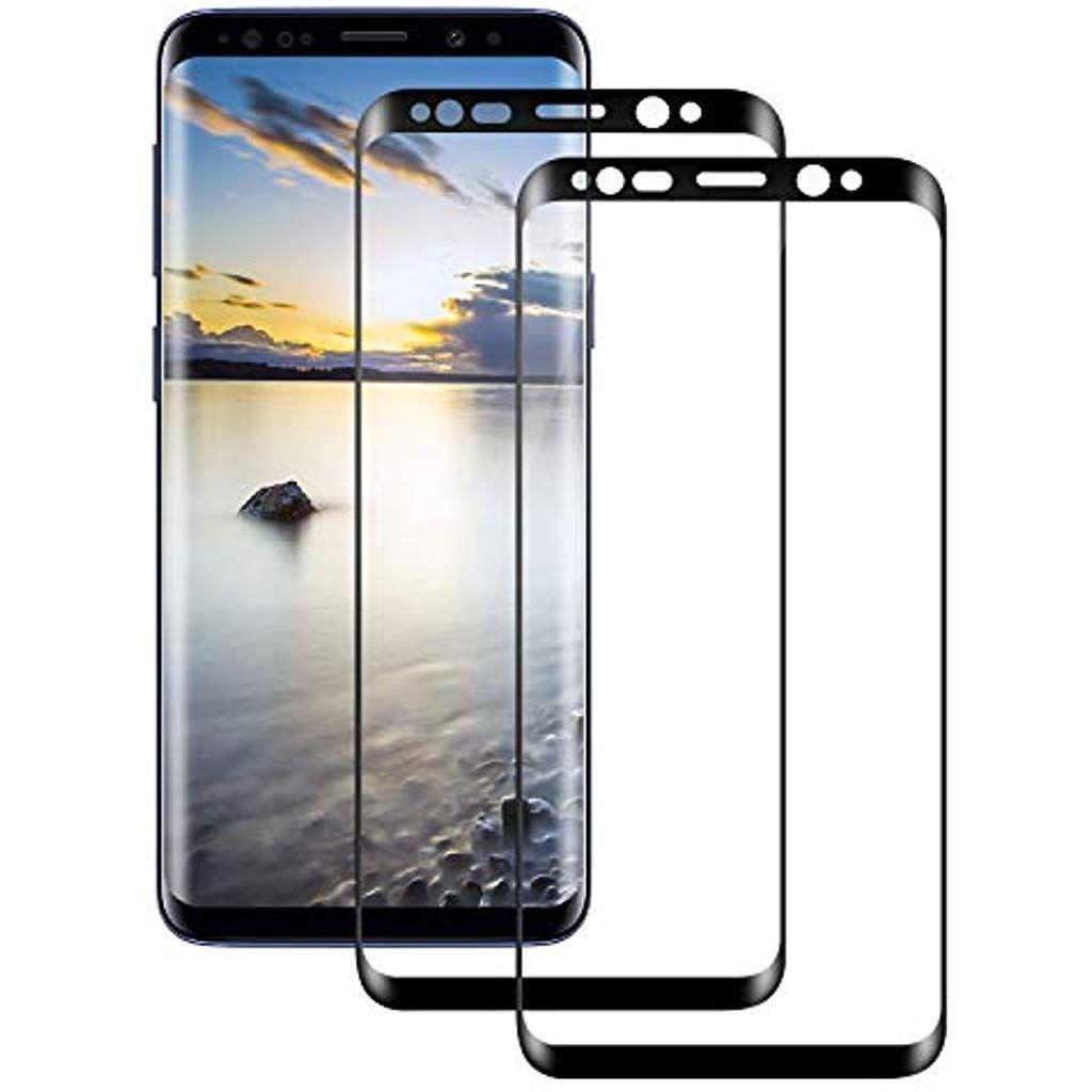 Poophuns Panzerglas Schutzfolie Kompatibel Mit Samsung Galaxy S8 Gehartetes Glas Displayschutzfolie Mit 9h Harte Hd Ultra Klar Anti Kratze Folie Samsung Handys