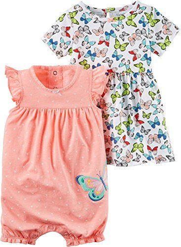 285734240c43 Carters Baby Girls 3Piece Set Dresses 12 Months -- Check out this ...
