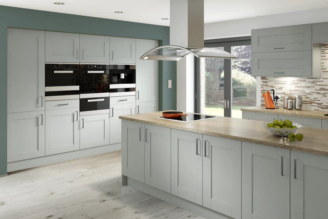 Take A Look At The Mackintosh Kitchen I Just Designed Using The Mackintosh Kitchen  Visualiser.
