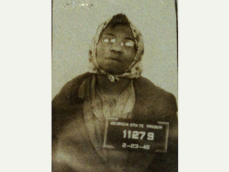 In 1945 Lena Baker became the first, and to date only, woman to be executed in Georgia. Convicted of murdering her employer, Baker was sentenced to death despite her insistence that she acted in self-defense. In 2005 she was pardoned posthumously by the state Board of Pardons and Paroles.  -  Courtesy of Lela Phillips