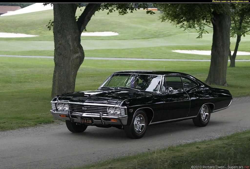 1967 Chevrolet Impala A Ride Smoother Than A Limousine Chevrolet Impala Impala Autos