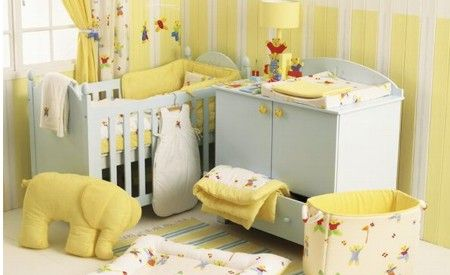 decoracin de cuartos para bebs entre padres