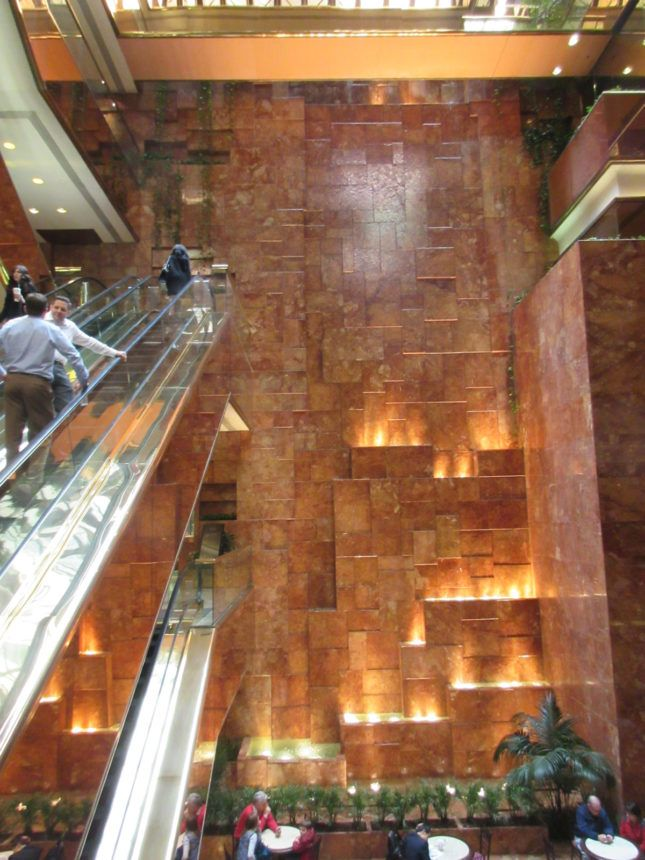 Paul Goldberger Once Praised The Escalator And Waterfall