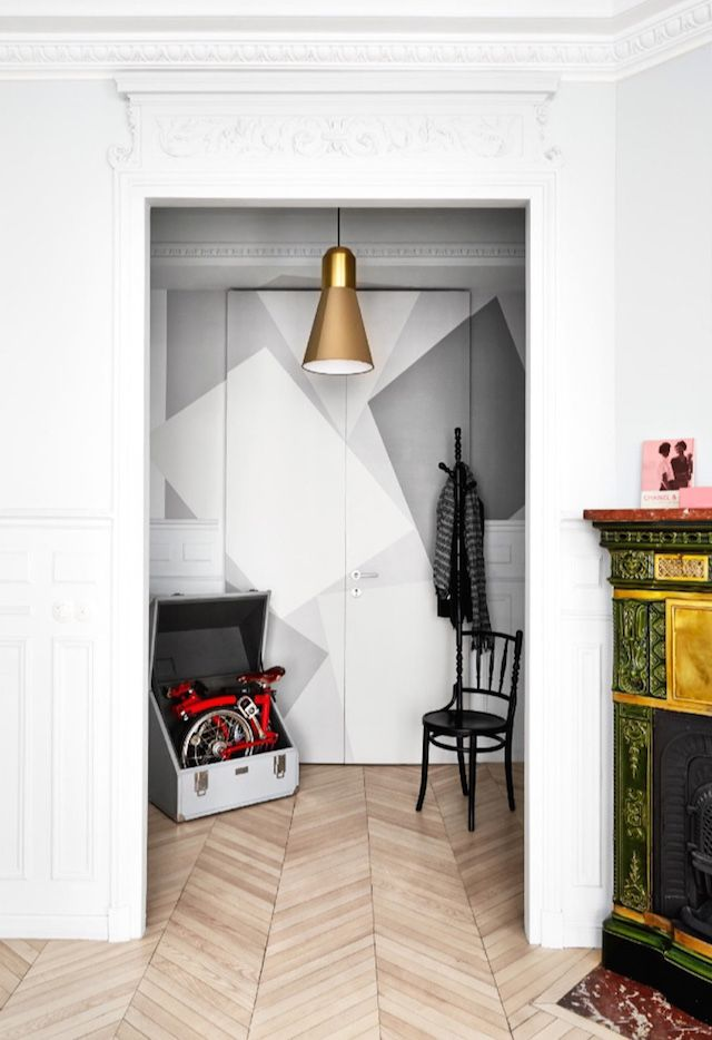 Paint Outside The Box 2016 Edition French By Design Minimalist Decor Melbourne House Interior Deco