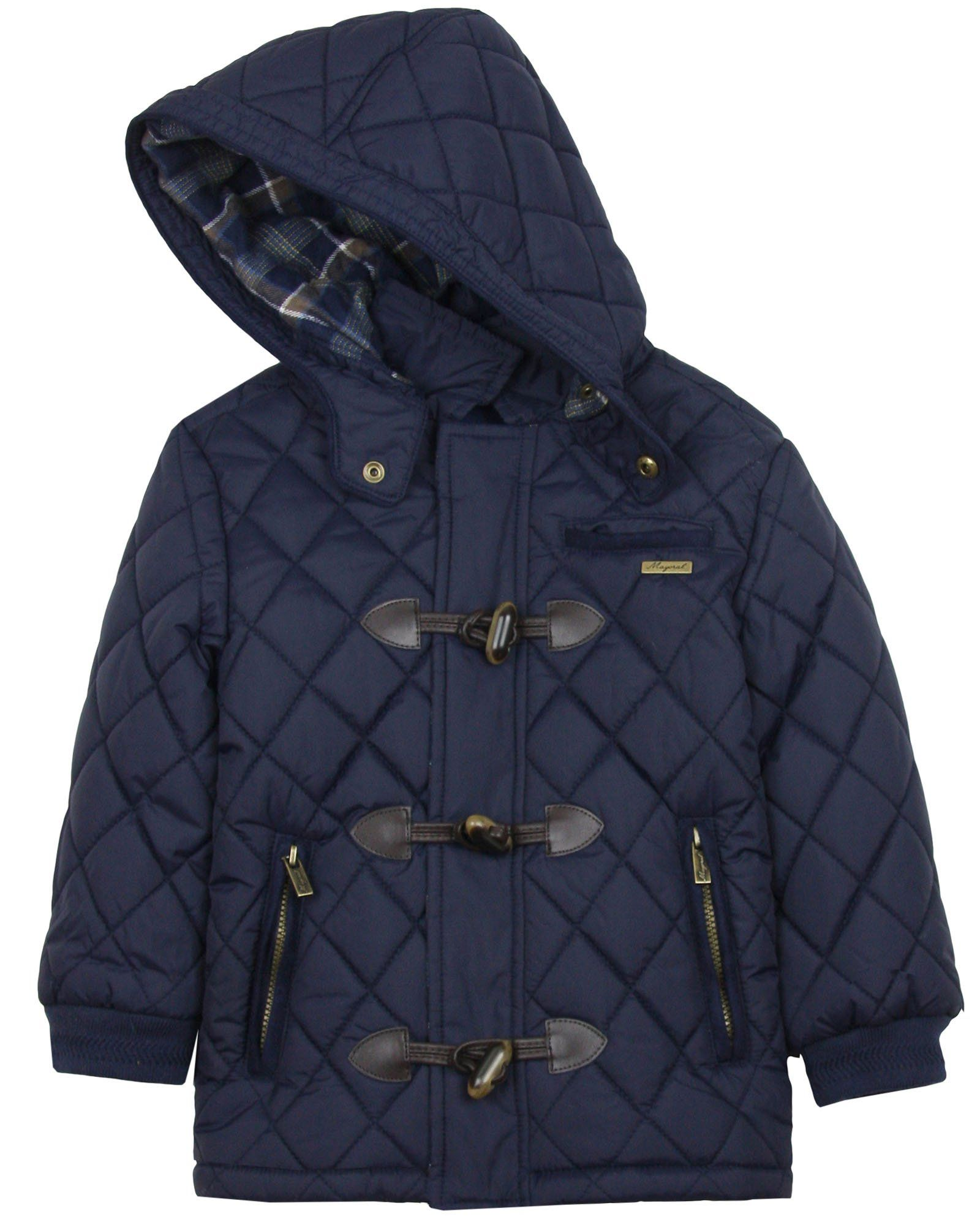 e97b9ae9ac4c Mayoral Boy s Quilted Padded Jacket