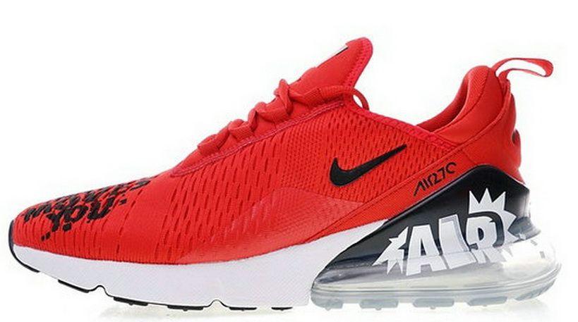 Nike Air Max 270 Bq0742 995 Moves You Red   Nike air max, Nike air ...