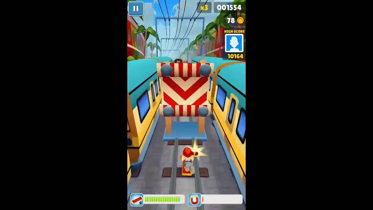 subway surfers game of android game zone is one of the best running