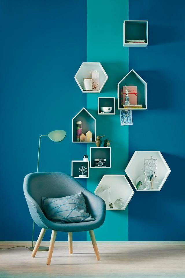 Lagune Schoner Wohnen Trendfarbe Wandfarbe Sessel Schoner Wohnen Farbe Schoner Wohnen Trendfarbe Schoner Wohnen Wandfarbe