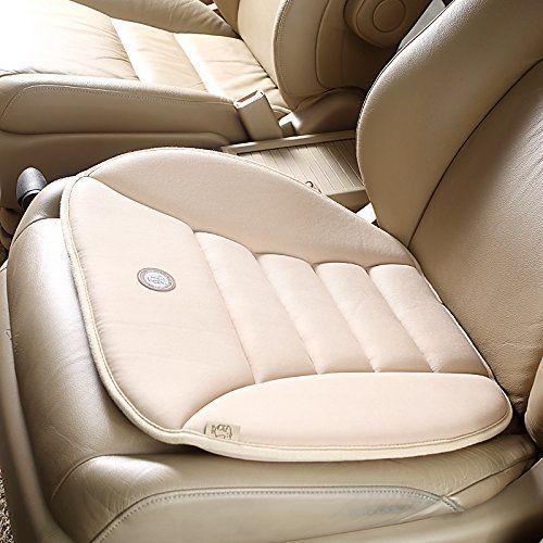 Car Seat Cushion Back Support Memory Foam Office Chair Home Pain Relief Pillow CarSeatCushion