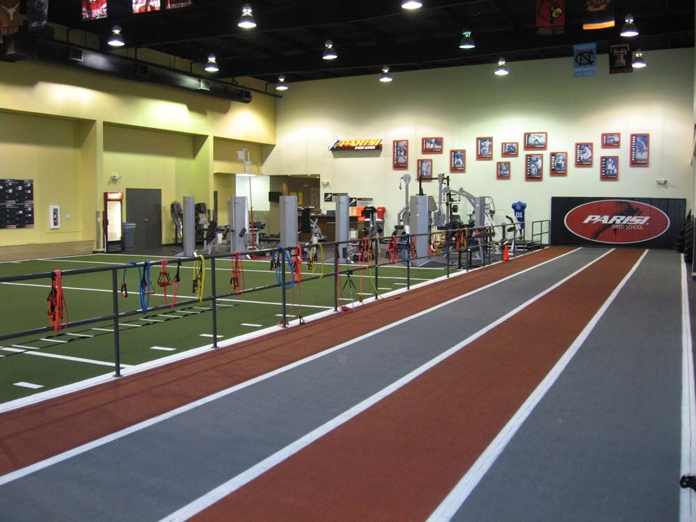 Facebook Gym design, Sports training facility, Build gym