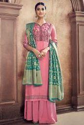 Best Wedding In 2020 Designer Dresses Online Cotton Silk 640 x 480
