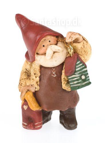 """I serien """"Gnomys Friends"""" designet af Annekabouke præsenterer vi her """"Home sweet Gnome"""" eller """"Hjem kære hjem""""."""