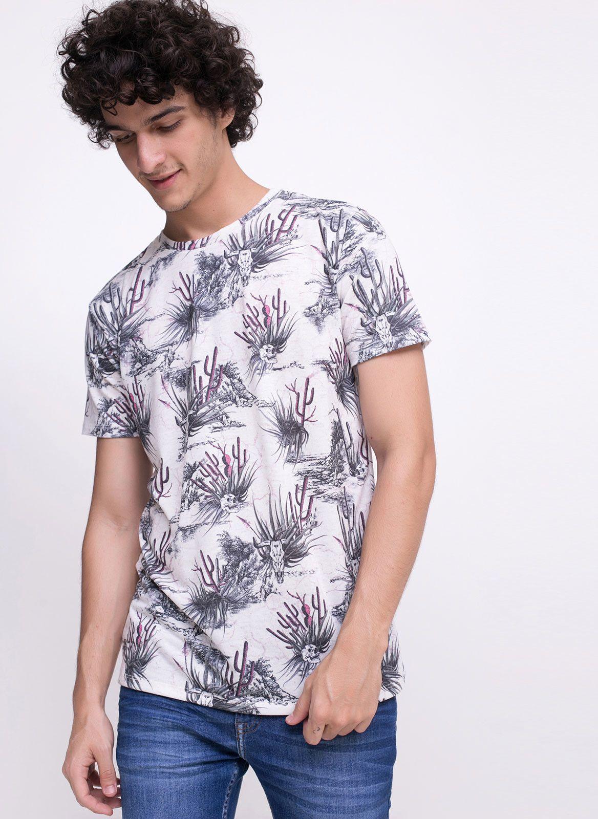 Camiseta Desert Skull - Youcom  d7abc9fdd5052