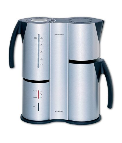 Bosch Porsche Thermal Coffee Maker, Part II Awesome Design