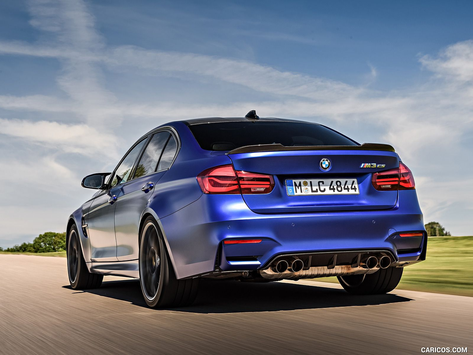 2018 Bmw M3 Cs Wallpaper With Images Bmw