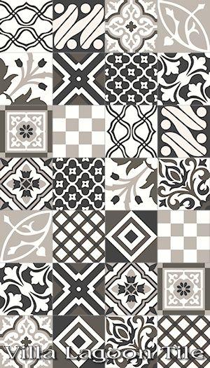 Opciones de azulejo para ba o ale samuel pinterest - Azulejo mosaico bano ...