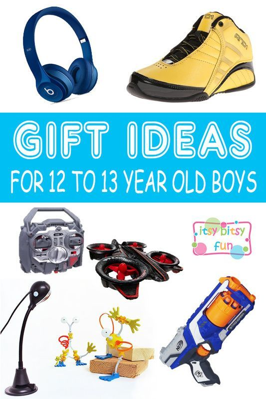Best Gifts For 12 Year Old Boys Lots Of Ideas 12th Birthday Christmas And To 13 Olds
