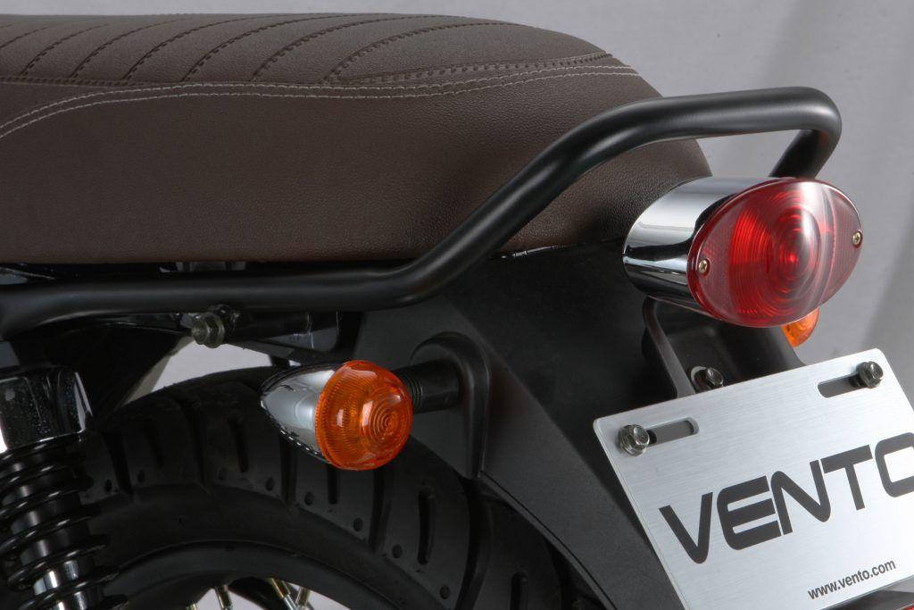 Thriller 200 Vento Motorcycles Cafe Racer Motorcycle Motos