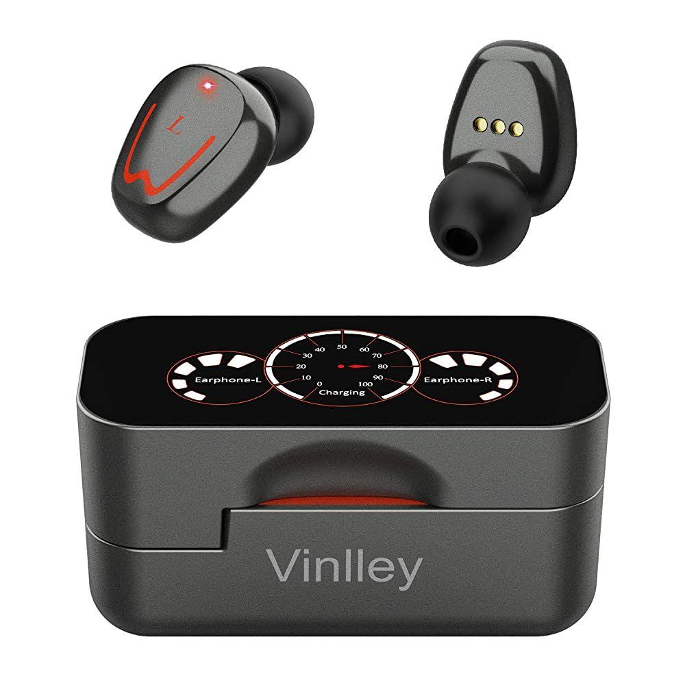 Wireless Earbuds Bluetooth 5 0 Earphones Vinlley Usb C Headphones