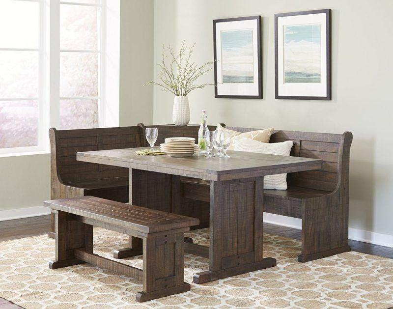 20 Corner Bench Dining Table Set The Urban Interior Dining Table With Bench Dining Nook Breakfast Nook Set