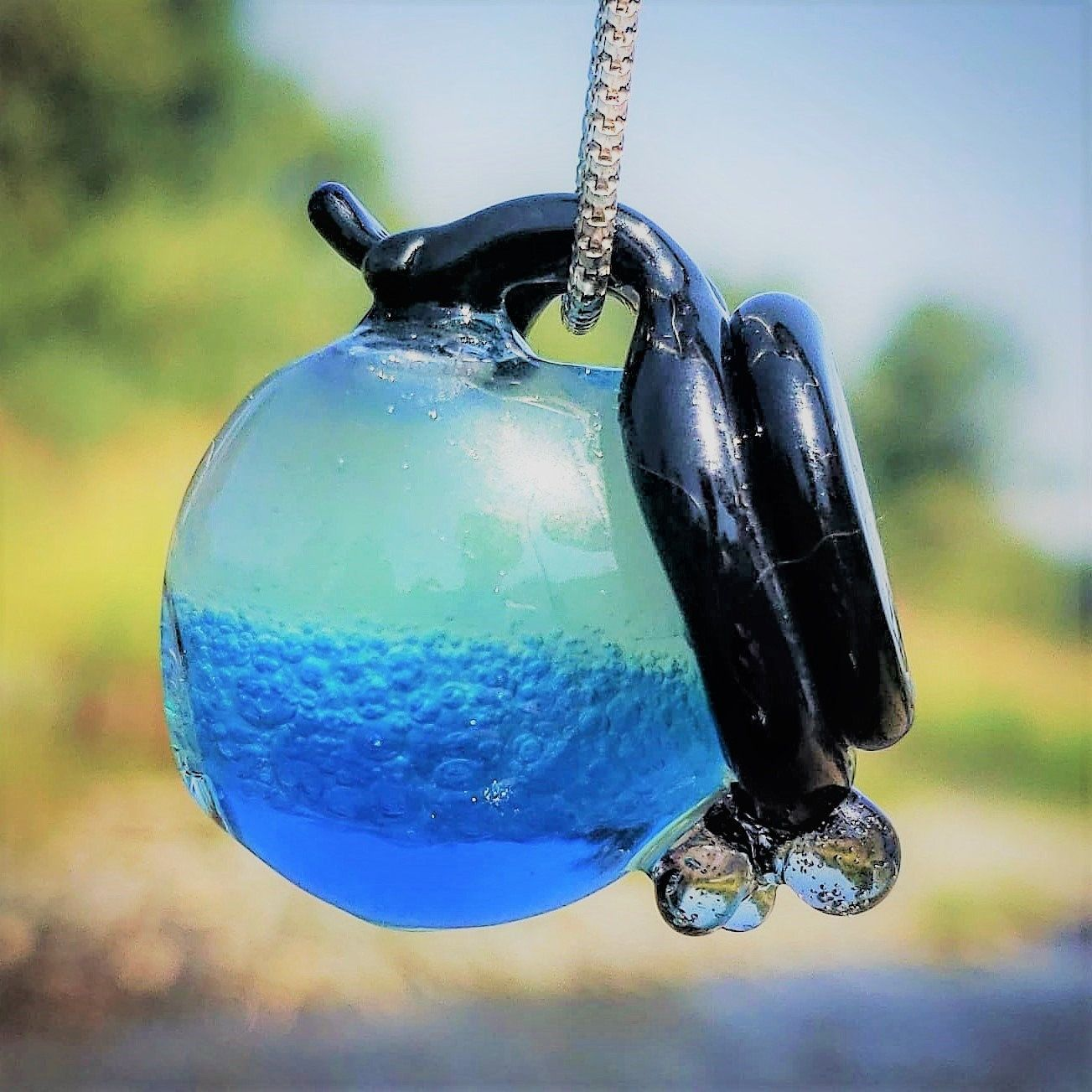Fortnite Shield Potion Glass Pendant By K Castro By Evergreenkings