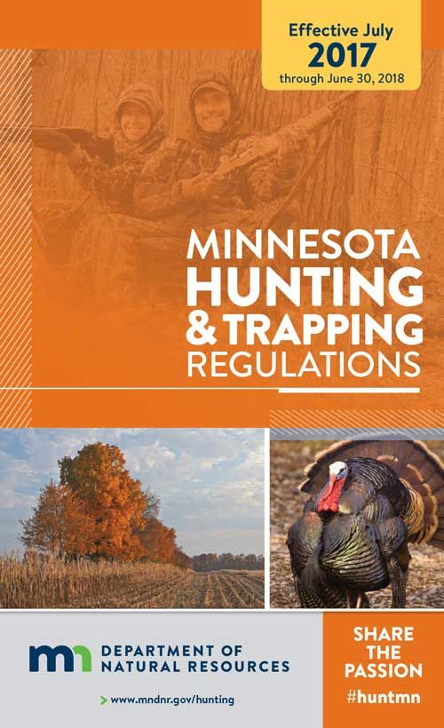 Minnesota Hunting and Trapping Regulations (With images