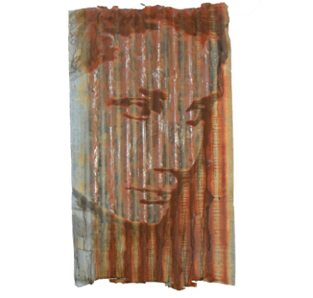The Found Series By Michael Aaron Making Art From Discarded Materials Art Michael American Artists