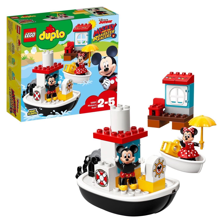 LEGO DUPLO 10881. Jonge Disney fans zullen het heerlijk