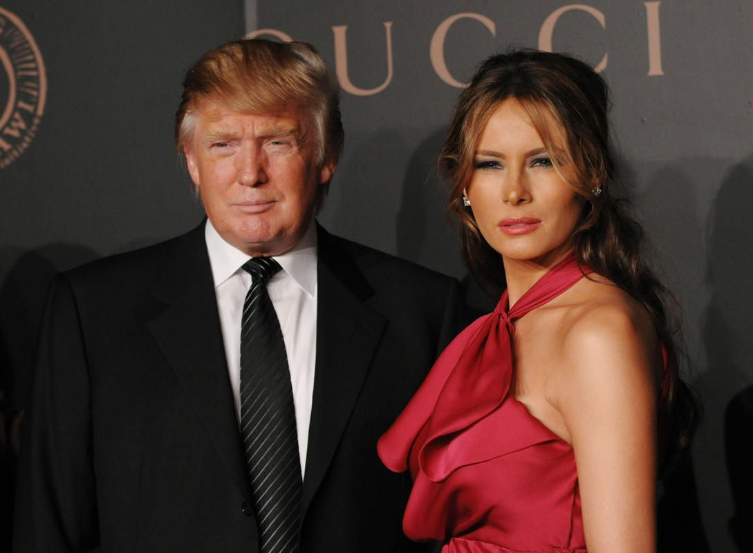 Image result for wife of donald trump