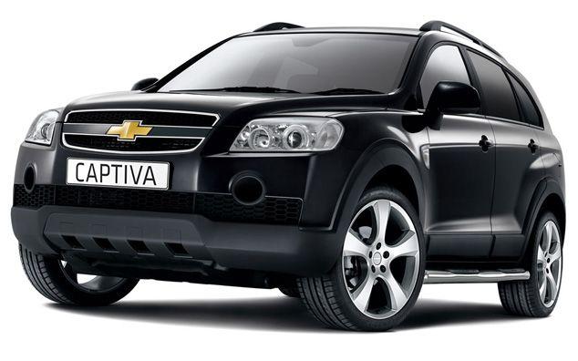 Chevrolet Captiva Kendaraan Suv Awd Rakitan Korea Selatan Auto