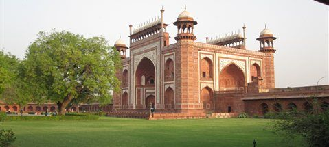 Νέο Δελχί, Ινδία - Lal Qila   Taj mahal, India travel, Travel