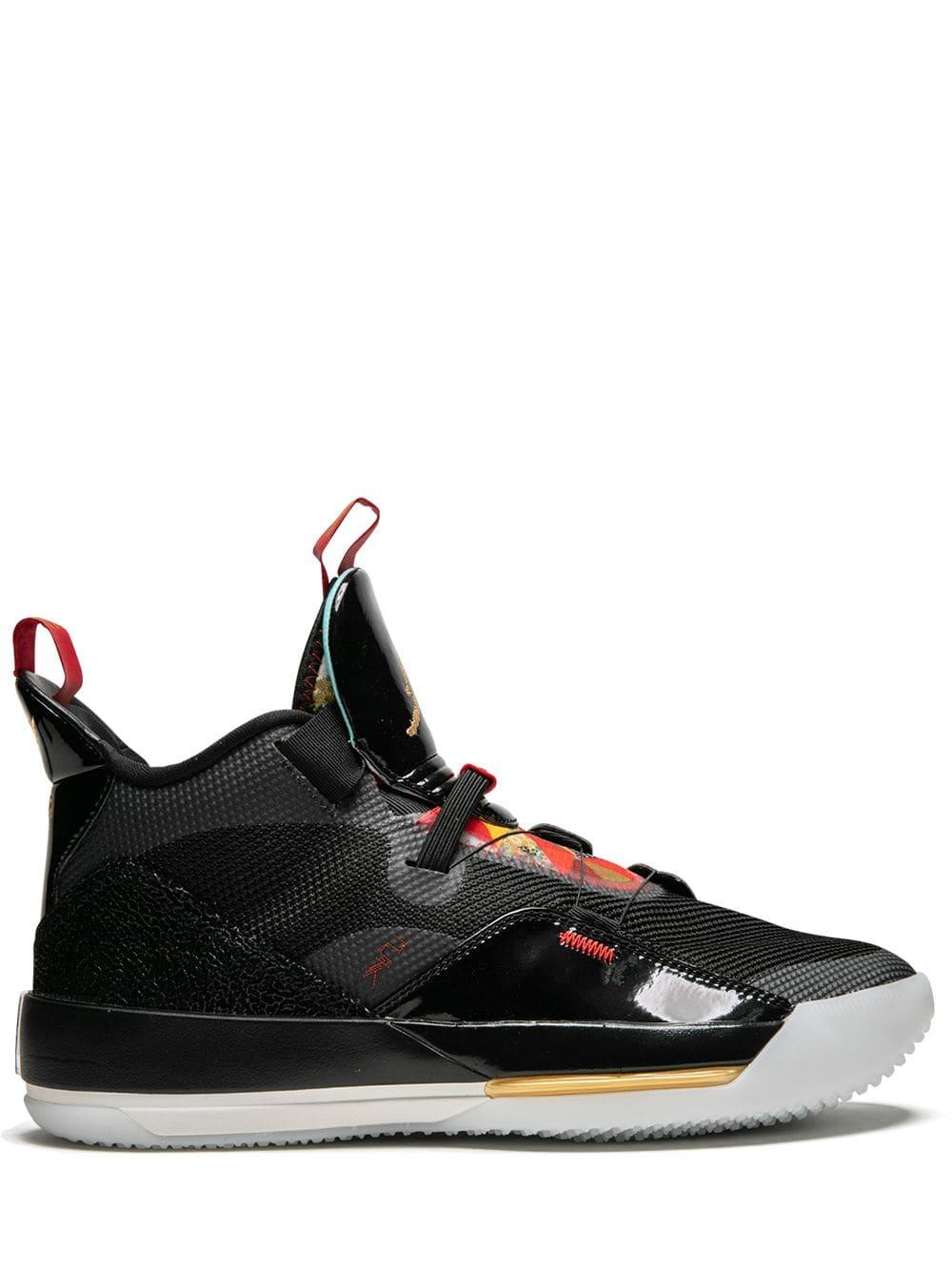 Jordan Air Jordan 33 Pf Sneakers Black Air Jordans Sneakers Jordans