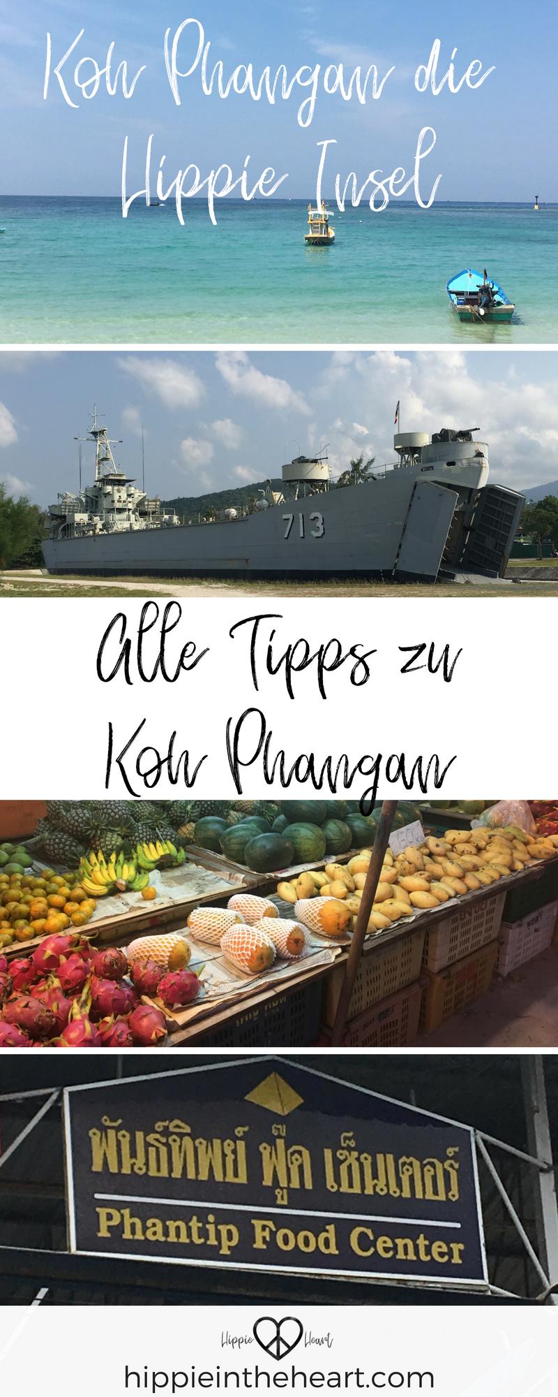 , Backpacking auf Koh Phangan – die Hippie Insel  , My Travels Blog 2020, My Travels Blog 2020