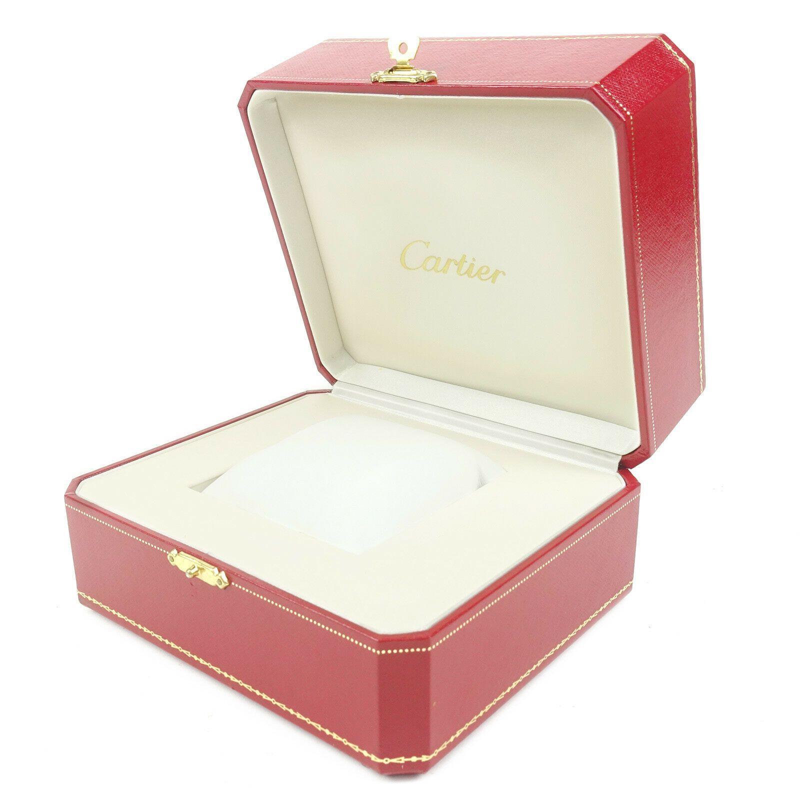 save off 9406d 195f2 Cartier BOX CASE Wrist Watch Box Dispaly Box COWA0043 #7 ...