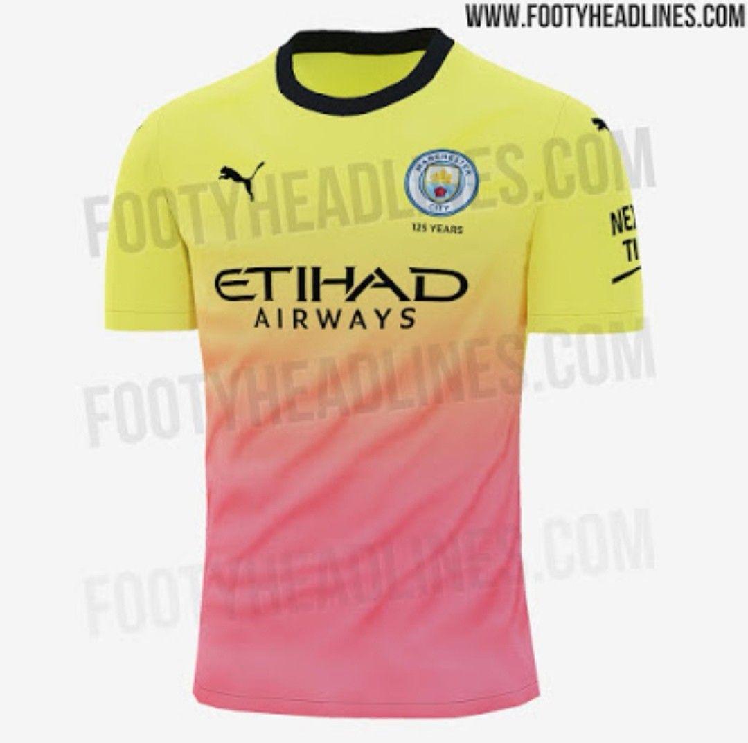 Manchester City Away 2019 2020 Camisas De Futbol Uniformes De Futbol Camisetas