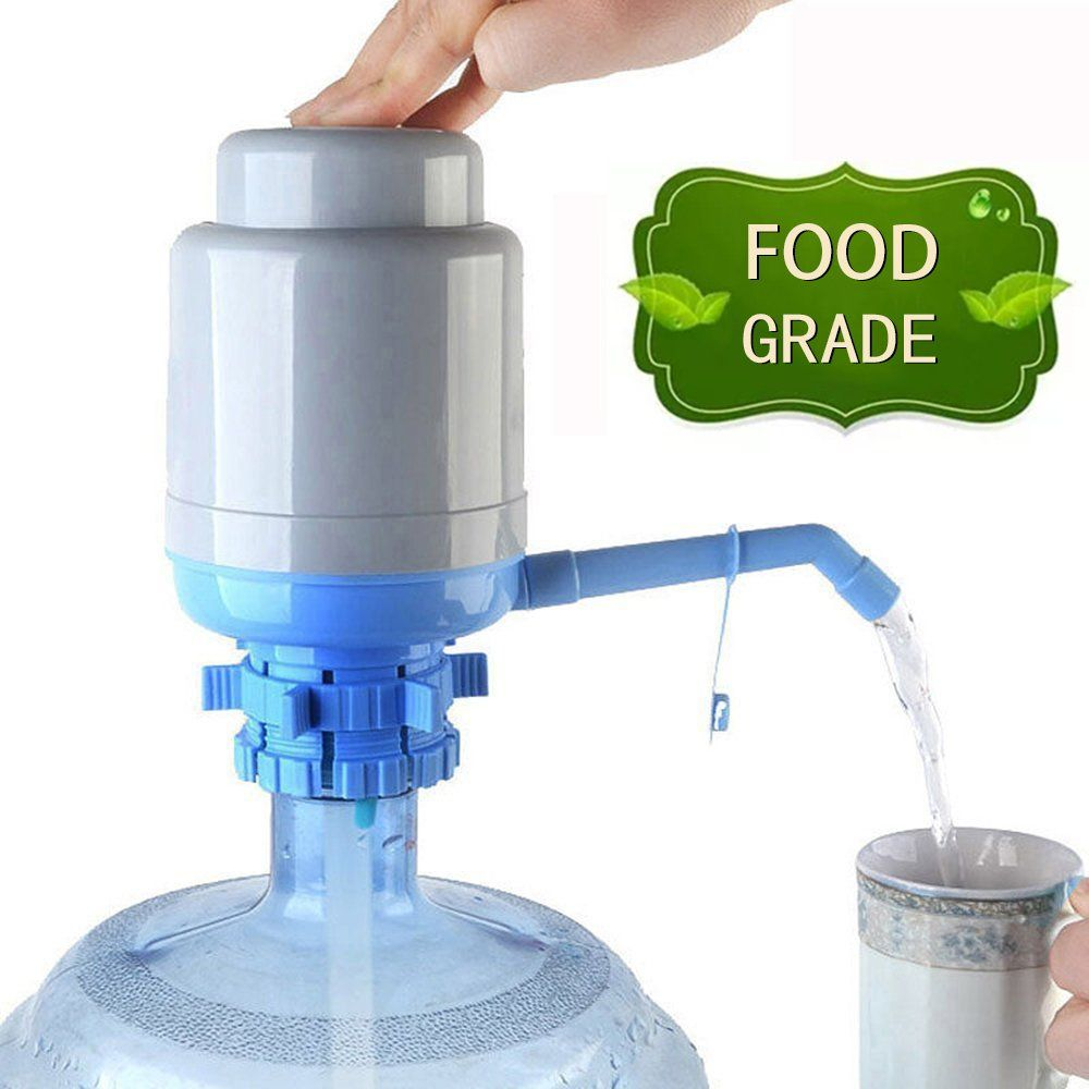 Water Bottle Pump Manual Drinking Water Pump Dispenser Fits 56 Gallons Crowntop Bottle Find Out More About The G Drinking Water Water Dispenser Water Pumps