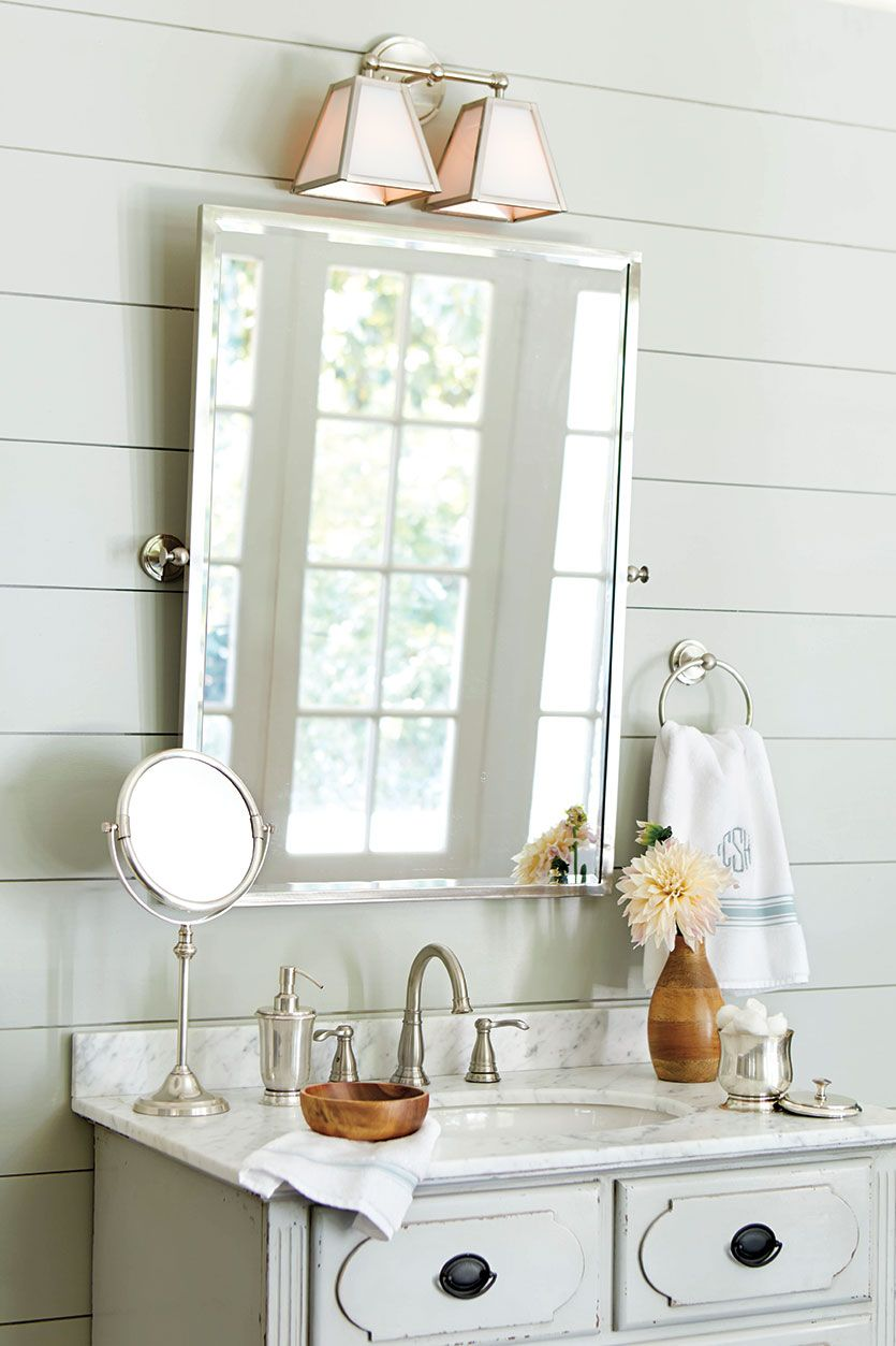 Bathroom Lighting Tips From The Expert Pivot Bathroom Mirror