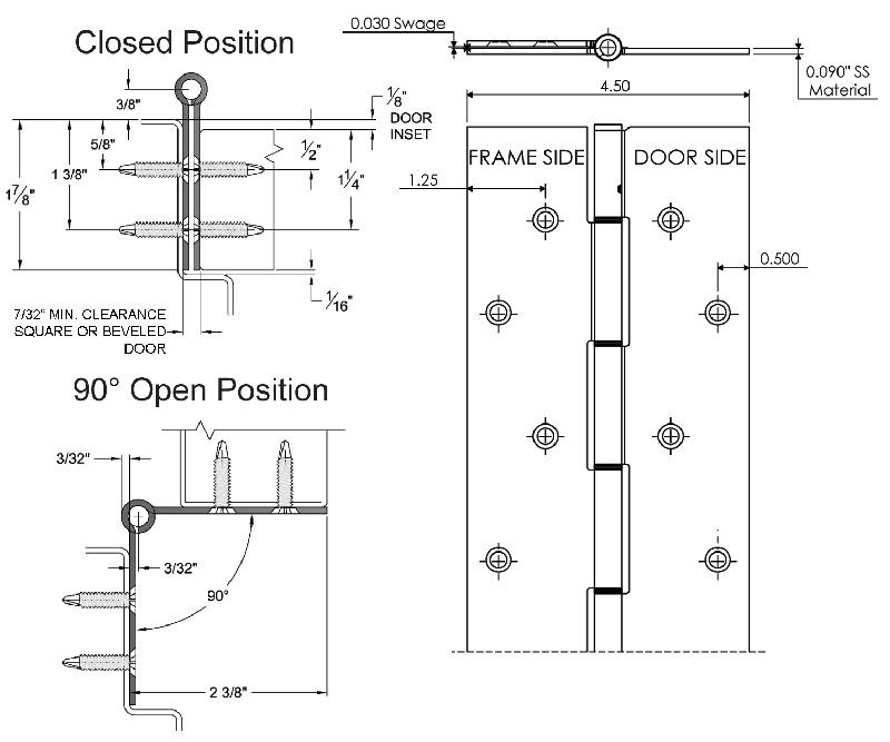 Piano hinge dimensions images for Small piano dimensions