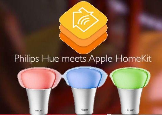 Philips Hue Lights to be Apple Homekit Compatible Hue