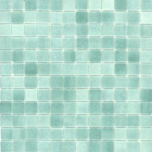 elida ceramica recycled mosaic artic green glass wall tile