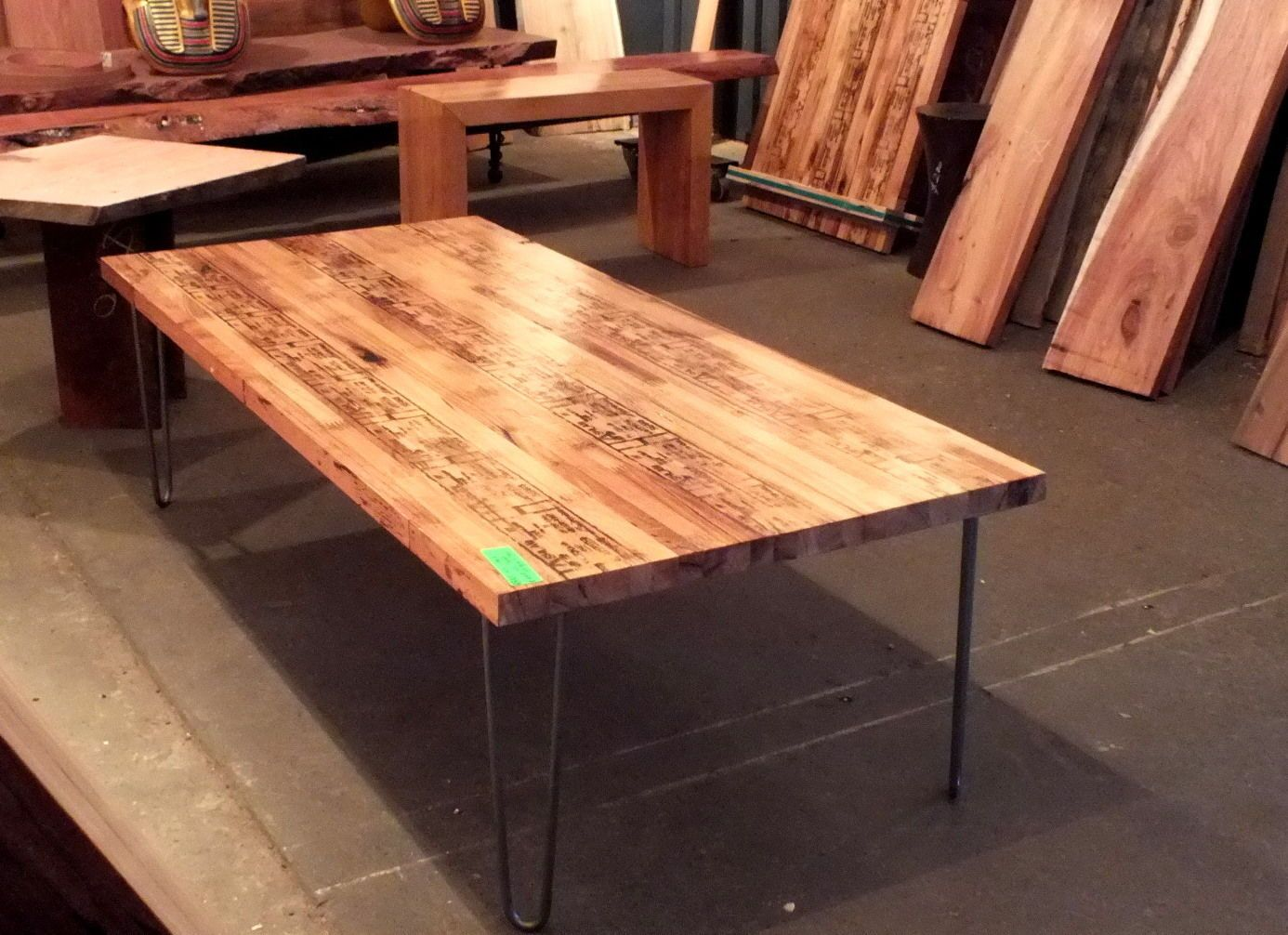 Astonishing Rustic Vic Ash Neo Industrial Coffee Table 1612X725X455 350 Download Free Architecture Designs Rallybritishbridgeorg