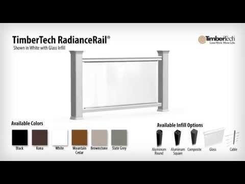 Best Composite Deck Railing Deck Builders Custom Decks Easy 400 x 300