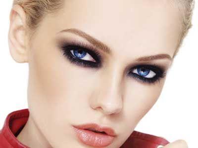 Il beauty che verrà - ... dall'effetto meno strong rispetto a quello realizzato con il nero...