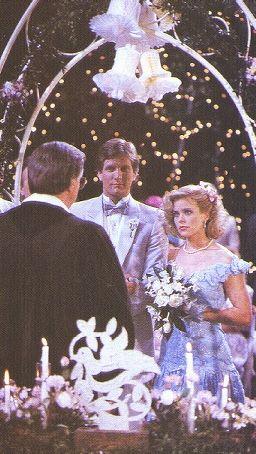 Felicia and Colton's Wedding    June,1989
