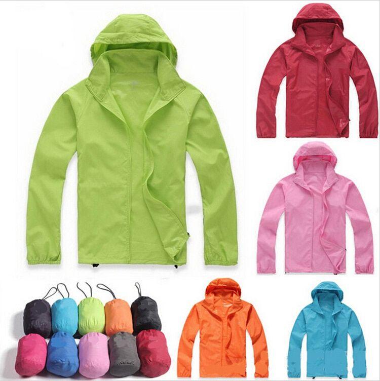 Cycling Fishing Coat Outwear Bike Jacket Jersey Raincoat Sportwear Skinsuit